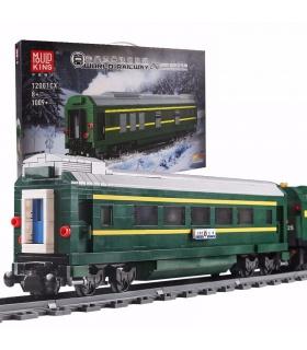 MOLDE REY 12001CX KD25T el Transporte de Bloques de Construcción de Juguete Set