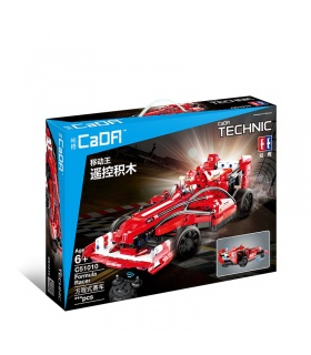 Double Eagle CaDA C51010 Formula Racing Building Blocks Toy Set