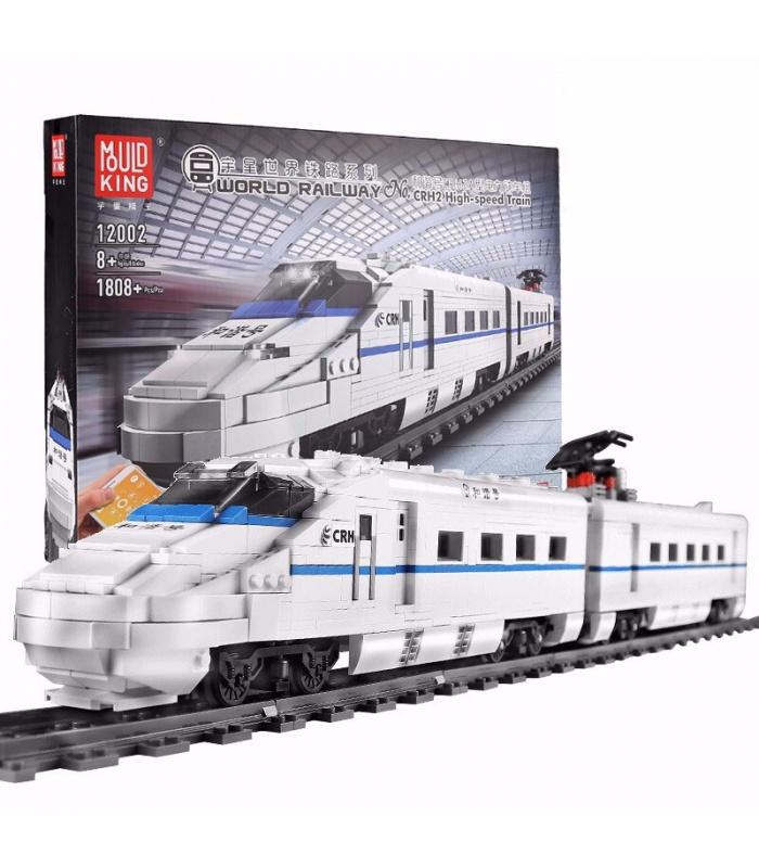 MOLDE REY 12002 CRH2 Tren de Alta Velocidad de Control Remoto de los Bloques de Construcción de Juguete Set