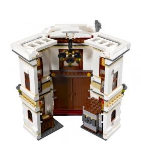 Custom Diagon Alley Building Bricks Toy Set 2025 Pieces