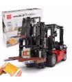 MOULD KING 13106 Forklift Truck Mk II RC Building Blocks Toy Set