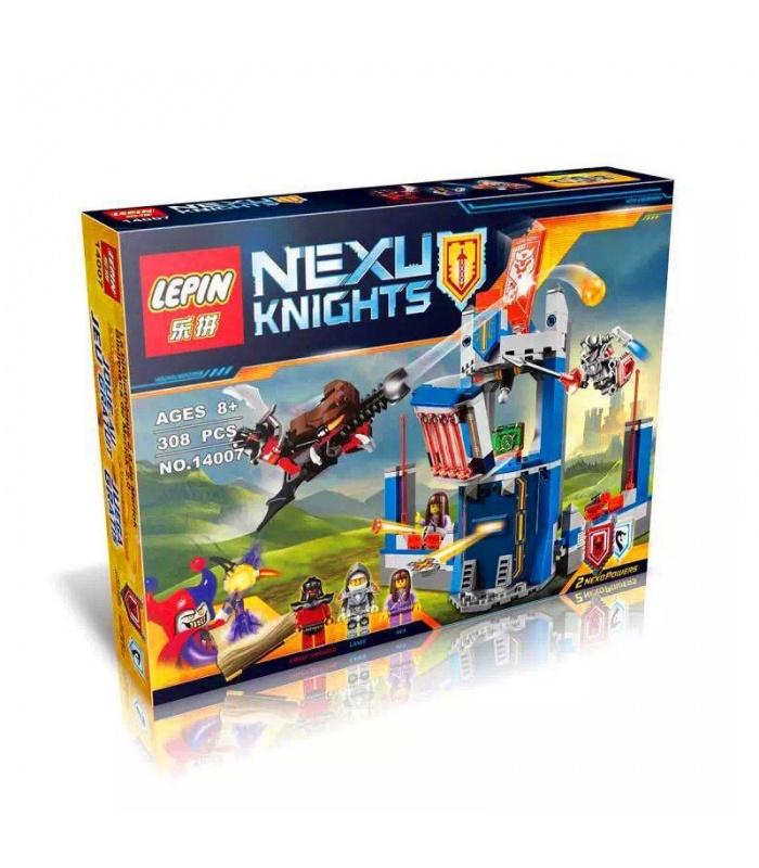 LEPIN 14007 Nexo Knights Merlok's Library Building Bricks Set