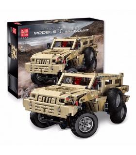 MOLD KING 13131 Marauder Truck Bausteine Spielzeugset