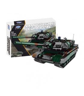XINGBAO 06040 Kampfpanzer Leopard 2A6 Panzerbausteine Spielzeugset