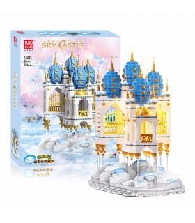 FORMKÖNIG 16015 Sky Castle Bausteine Spielzeugset