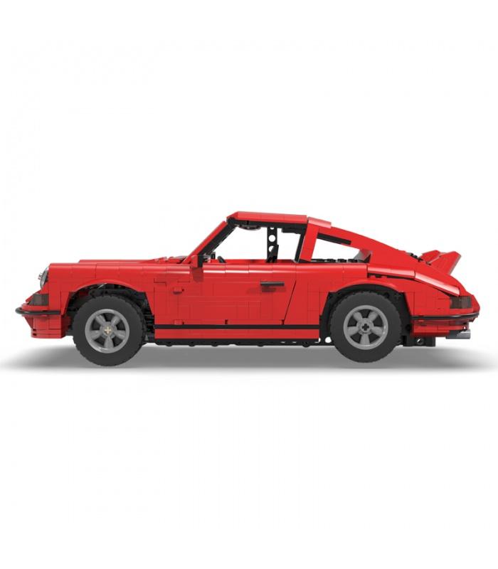 CaDA C61045 Retro Sports Car Building Blocks Toy Set