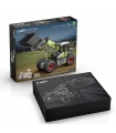 CaDA C61051 Multi-function LoaderRemote Control Building Blocks Toy Set
