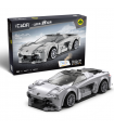 CaDA C51071 Lotus Evija Remote Control Sports Car Building Block Toy Set