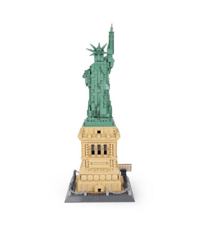 WANGE World Architecture Statue of Liberty Model 5227 Building Blocks Toy Set