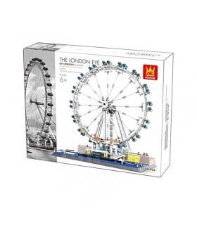 WANGE Das London Eye Modell 6215 Bausteine Spielzeugset