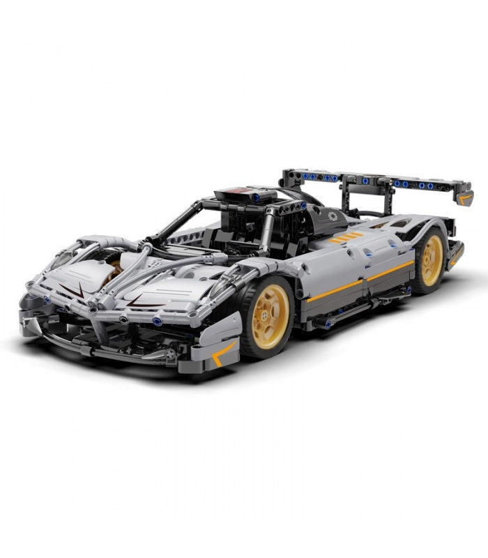 CaDA C61030 Z-Wind Famous Racing Building Block Toy Set