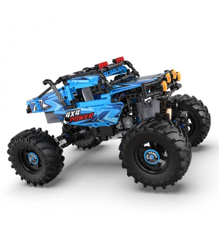 CADA C61008 4WD Off Road Building Blocks Remote Control Car Building Blocks Toy Set