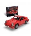 CaDA C61045 Retro Classic Sports CarBuilding Blocks Toy Set