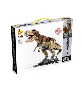 PANLOS 611001 Dinosaur World's Best Predator Tyrannosaurus Building Blocks Toy Set