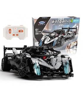 XINGBAO 21002 Slam Technisches Auto Fernbedienung Bausteine Spielzeugset