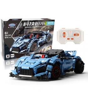 XINGBAO 21001 Lycan Technical Car Remote Control Building Bricks Toy Set