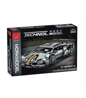 MORK 023015 Lamborghini Murcielago M-Sports Model Building Bricks Toy Set