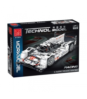 MORK 022012 Hybrid Super Car 919 Model Building Bricks Toy Set