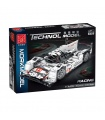 MORK 022012 Hybrid Super Car 919 Model Building Bricks Toy Set