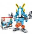 SEMBO 108516 Ultraman Series Ninja Baltan Space Hero Building Blocks Toy Set