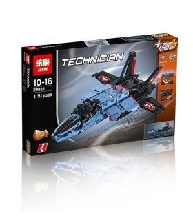 LEPIN 20031 Air Race Jet Building Bricks Set