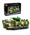SEMBO 105801 Military Series DF-17 Hypersonic Ballistic Missile Building Blocks Toy Set