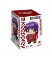 Keeppley Evangelion A0121 Pilot Misato Building Blocks Toy Set