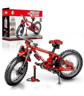 SEMBO 703302 Technique Series Mountain Bike Building Blocks Toy Set