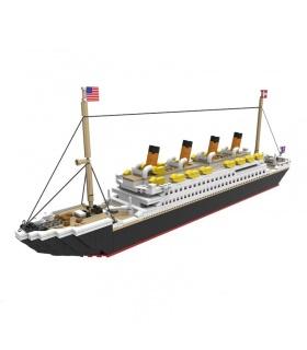 Набор игрушек из строительного кирпича PANGU PG15005 Titan Titanic