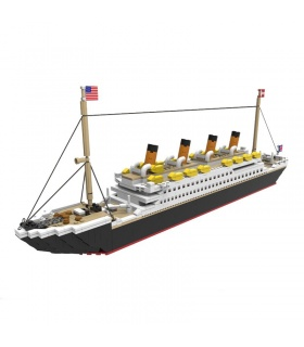 PANGU PG15005 Titan Titanic Building Bricks Toy Set