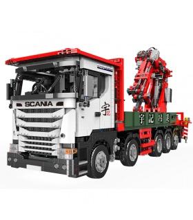 XINYU YC-GC008 Large Crane Remote Control Building Bricks Toy Set