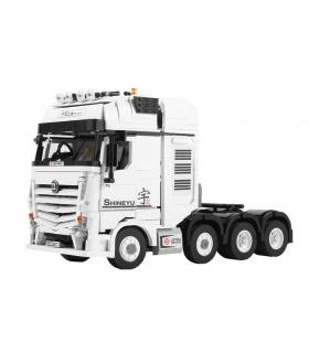 XINYU YC-QC007 Flaggschiff Kylesrs Traktor Fernbedienung Bausteine Spielzeug Set