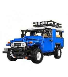 XINYU YC-QC012 Toyota J40 Landcruiser Juego de ladrillos de construcción de vehículos todoterreno