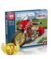 LEPIN 21023 Harley Motorcycle Building Bricks Set