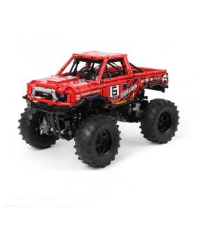 XINYU XQ1212 Toyota Monster Truck Remote Control Building Bricks Toy Set