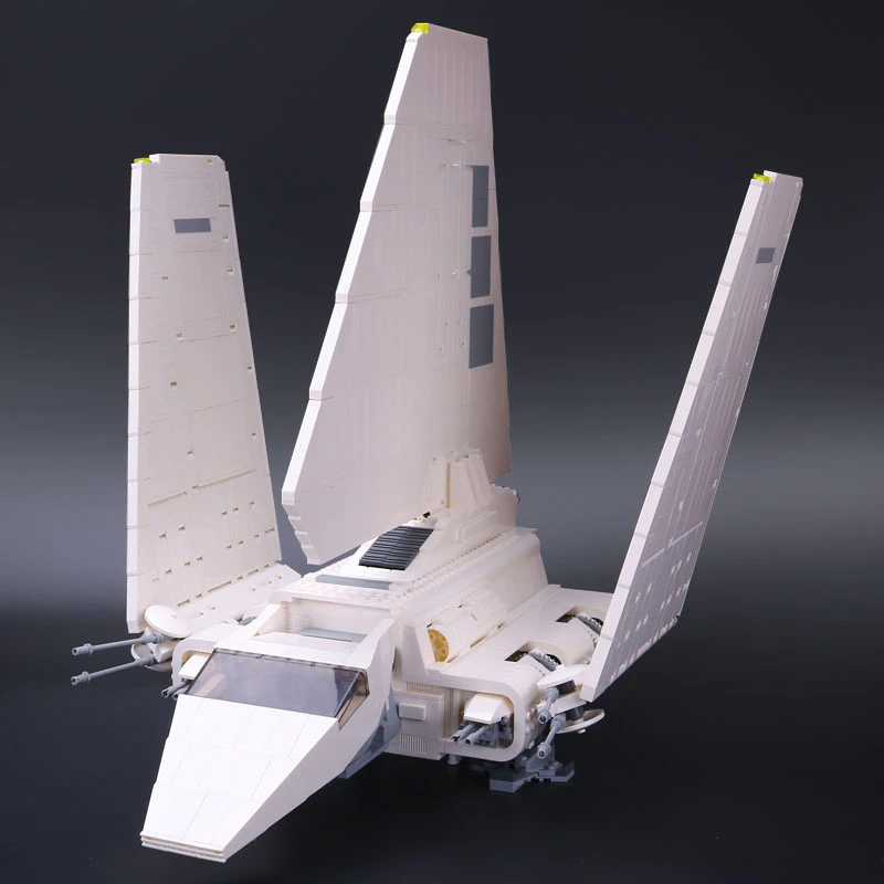 CUSTOM 05034 Building Blocks Toys Star Wars Imperial Shuttle Building Brick Sets