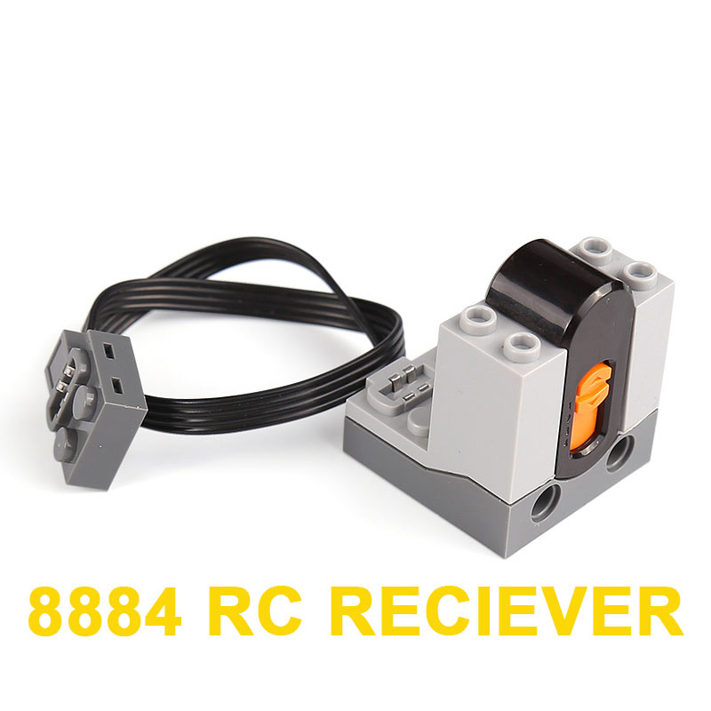 Power Functions IR Receiver Compatible With Model 8884