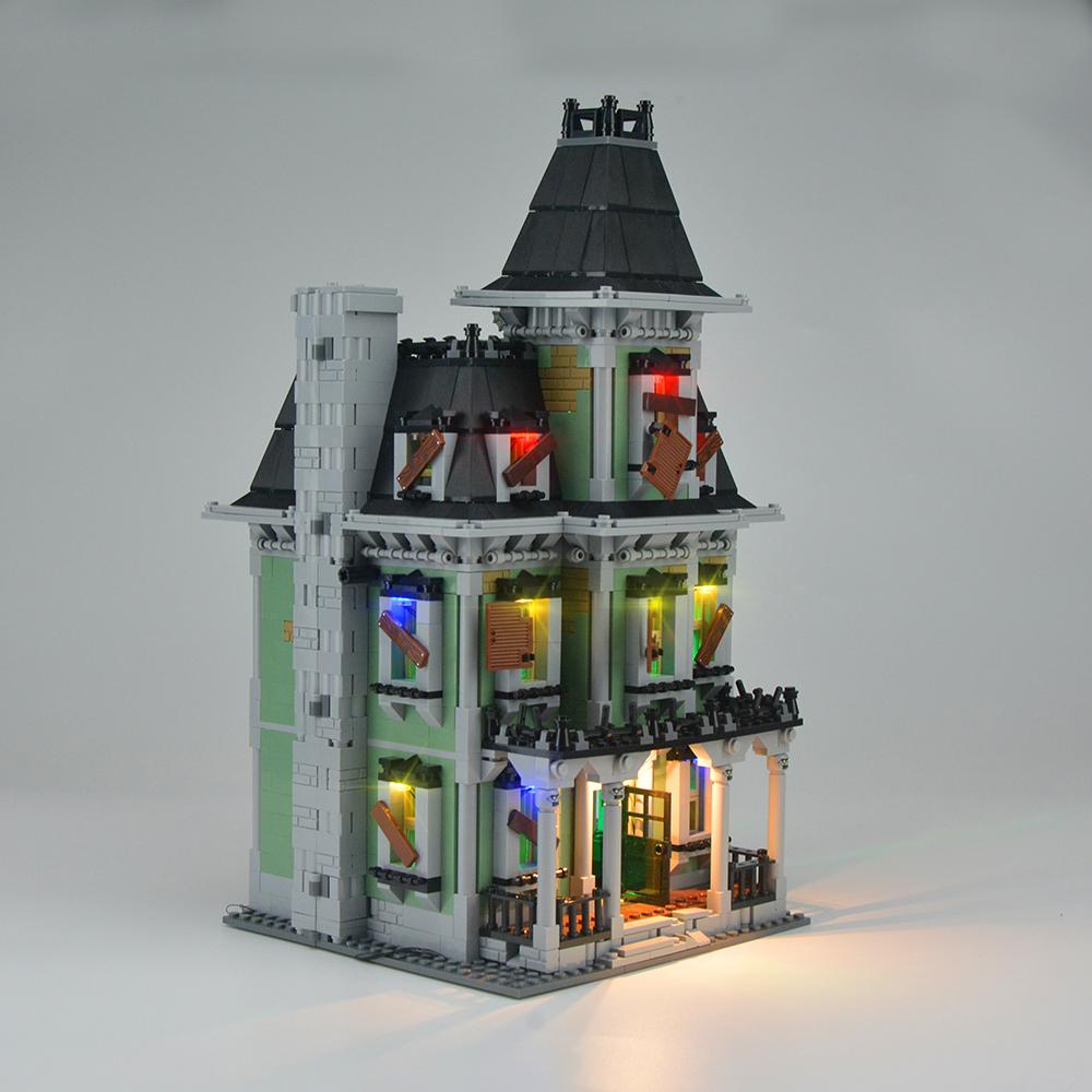 Light Kit For Monster Fighters Haunted House LED Lighting Set 10228