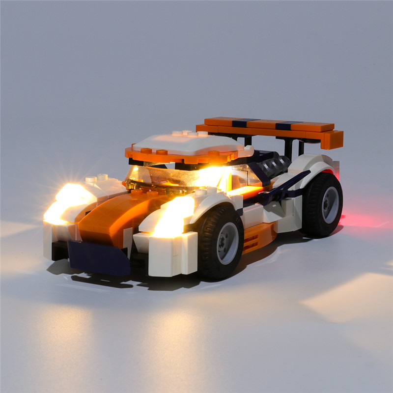 Light Kit For Sunset Track Racer LED Highting Set 31089