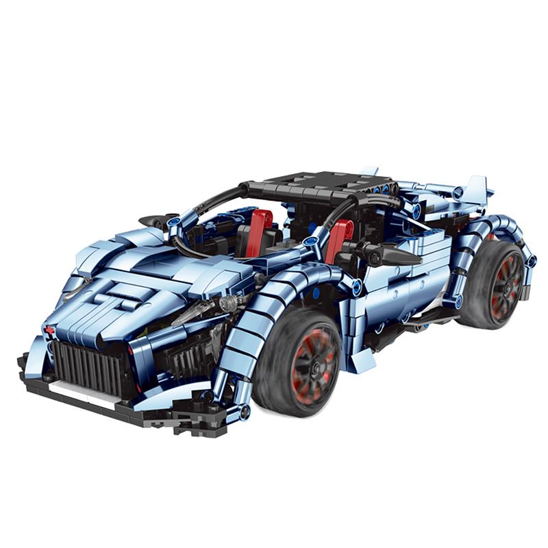 XINGBAO 21001 Lycan Building Bricks Toy Set