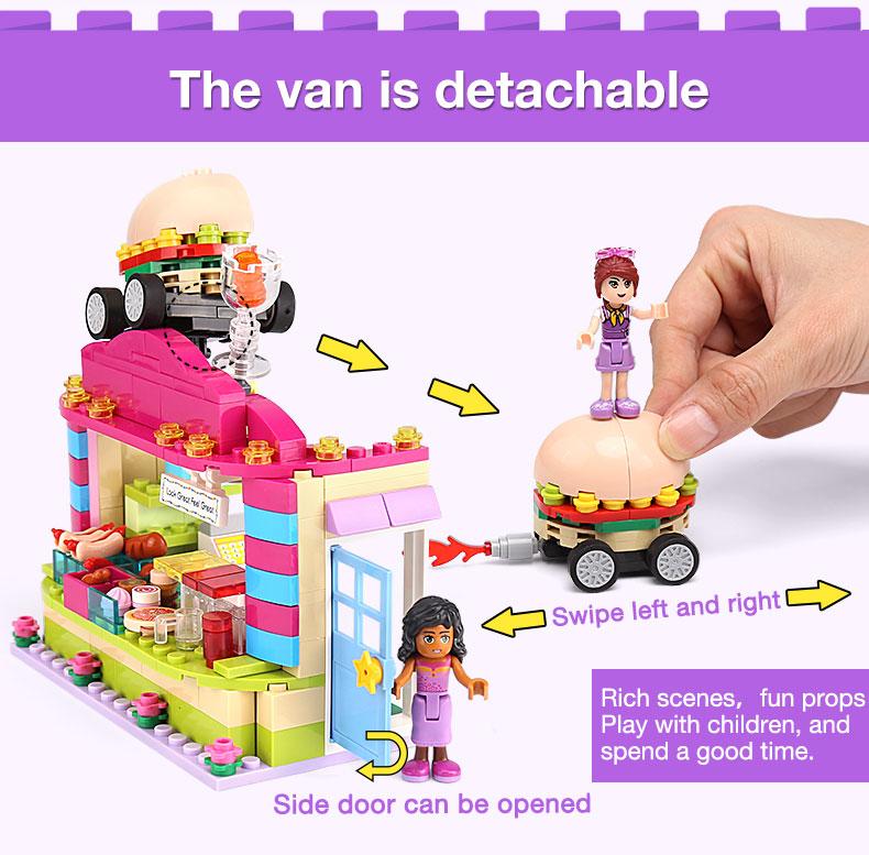 XINGBAO 12012 Compatible Legoing Building Bricks Set